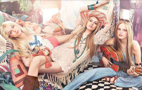 The Juicy Couture S/S 2011 Ad Campaign is Dazzlingly Dreamy