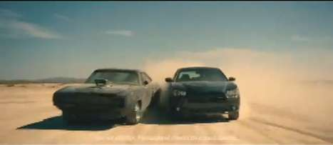 The New Dodge Charger Commercial Collaborates with Fast Five