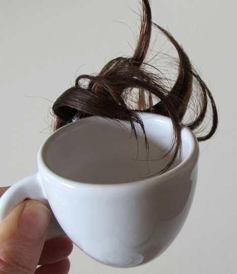 Coiffured Coffee Cups