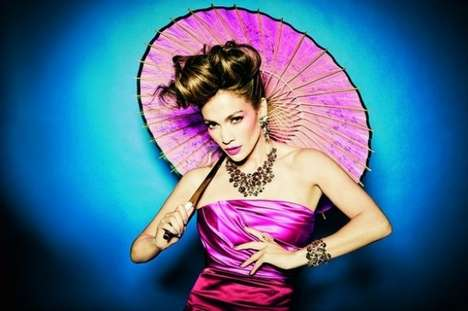 The Multicultural Jennifer Lopez TOUS Jewelry Campaign for Spring/Summer 2011