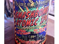 Bomb-Inspired Beer