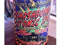 Bomb-Inspired Beer