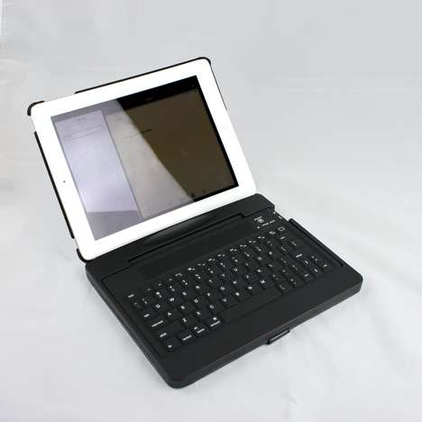 The Menotek iPad 2 Case Provides Protection and Functionality