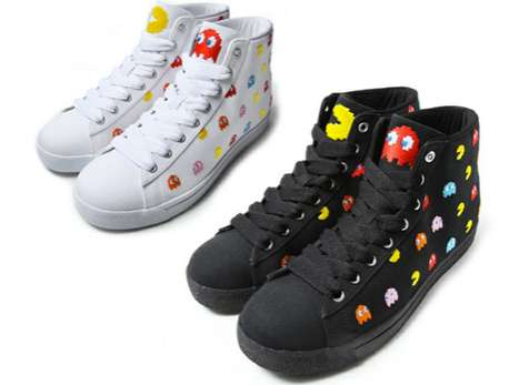 Arcade Icon High Tops