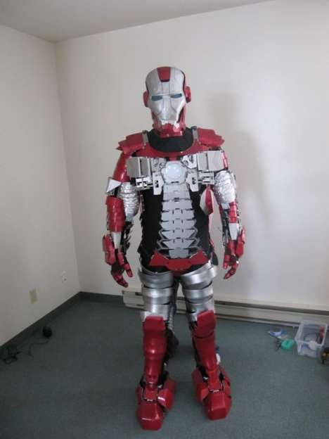Fan-Made Comic Costumes