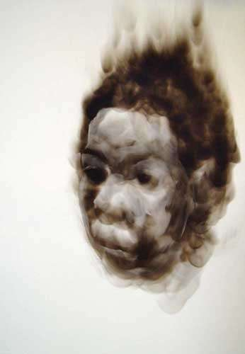 Smoke-Styled Paintings