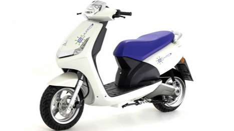 The Peugeot e-Vivacity Scooter is the Company's Revival Back Into the Market