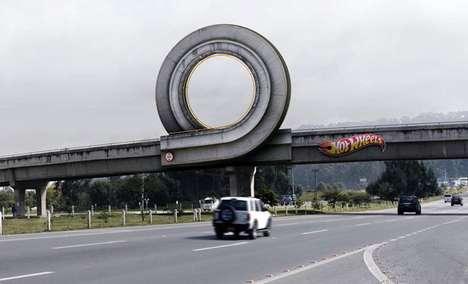Life-Sized Car Loops