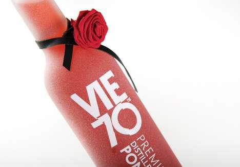 Romanticized Beverage Branding