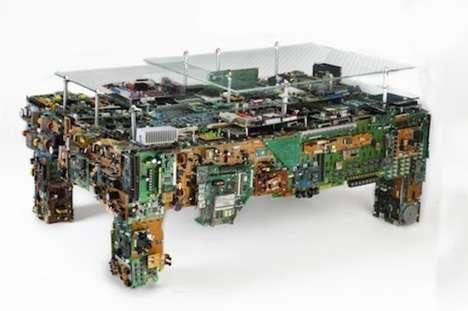 Circuit Board Furniture