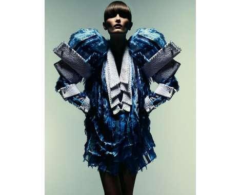 75 Fabulous Shoulder Fashions