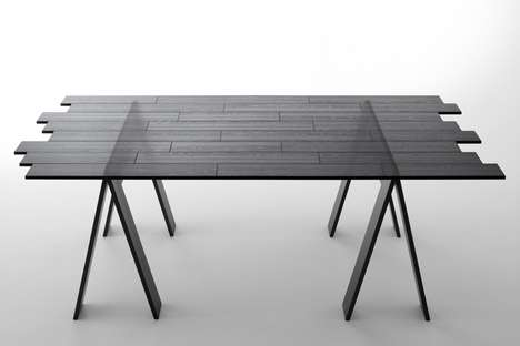 See-Through Tabletops