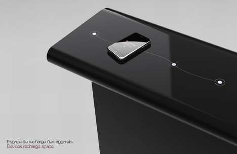 Gadget-Charging Heaters