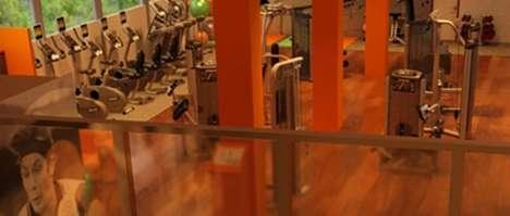 No-Frills Fitness Facilities