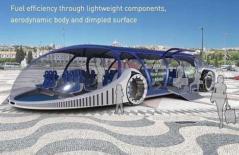 Amphibious Public Transit