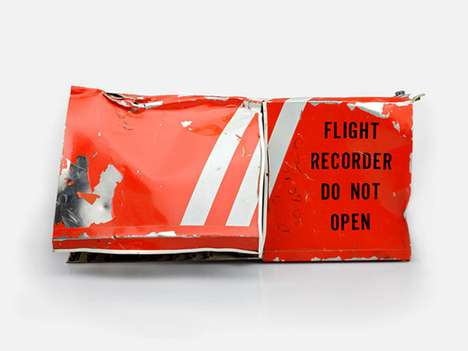 Jeffrey Milstein's Flight Recorder Series Creates Calm Thoughts