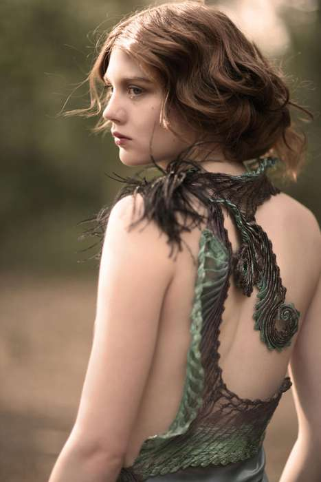 Forest Nymph Fashiontography