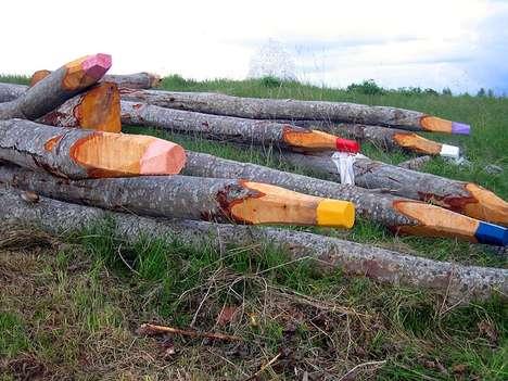 Timber Writing Tools