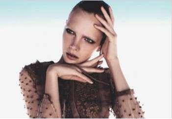 Couture Siren Editorials
