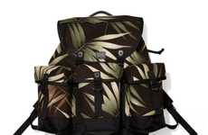 Flyin' Hawaiian Bag Sets - NEXUSVII and Porter Team Up for the MADMAXX Collection