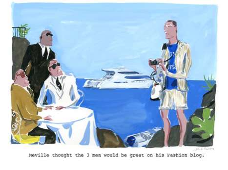 Fashionably Witty Lookbooks
