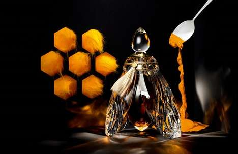 Surrealist Perfume Editorials