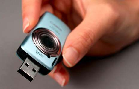 Mini USB Photography