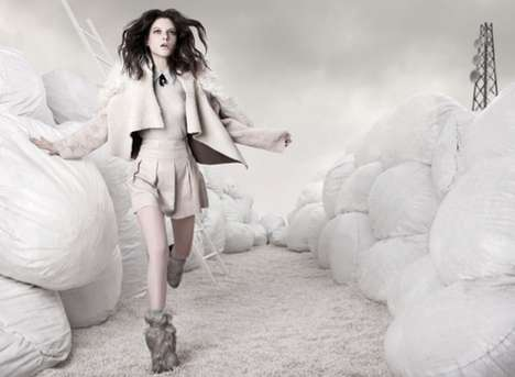Cotton Cloud Fashion Campaigns