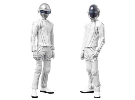 Electronica Cyber Figures