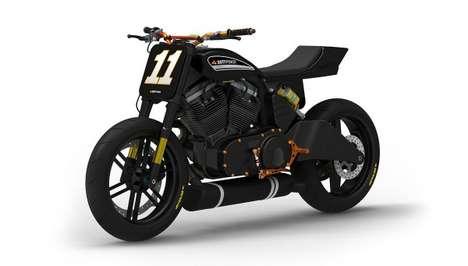 Revamped Harleys