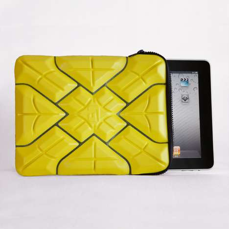 Intense Tablet Armor - The iPad Extreme Sleeve Will Protect Your Apple Gadget From All Harm