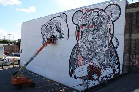 Street Art Documentations