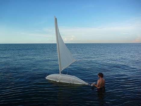 Sailing Oil Spill Saviors