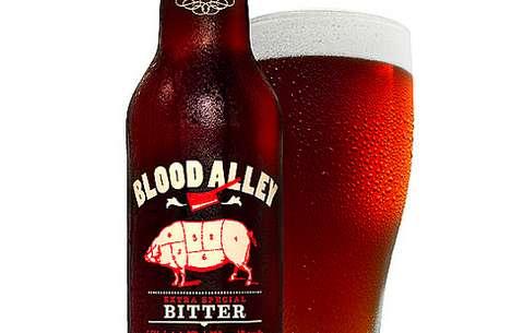 Butcher Beer Branding
