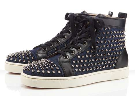 Super Studded Sneakers