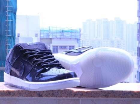 Alien Slam Dunk Shoes