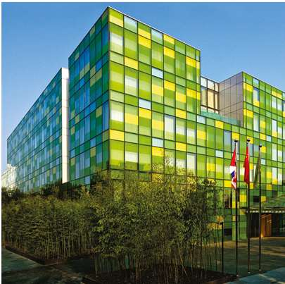 Green Glass Hotels