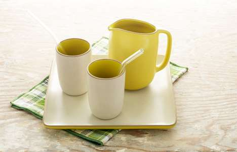 Chic Earthy Dishware
