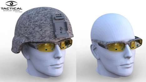 Augmented Reality Army Glasses