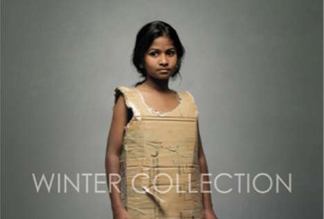 Underprivileged Apparel Ads