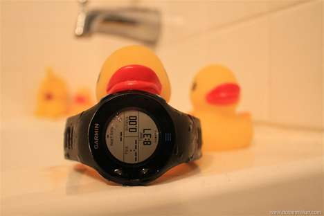 GPS Training Timepieces