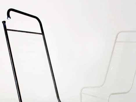 Built-In Lamp Seating