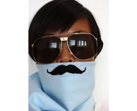 12 Mustachioed Fashion Innovations