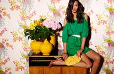 Wallflower Fashion Editorials