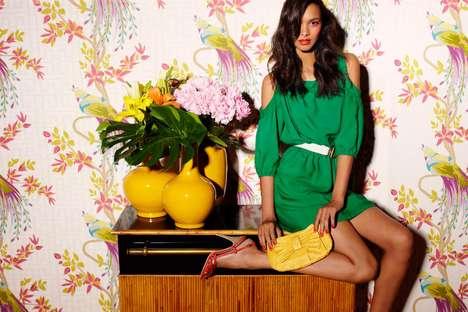 Wallflower Fashion Editorials