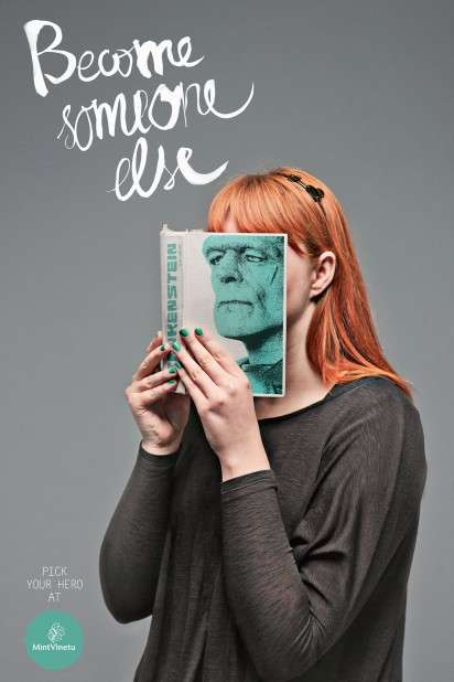 Protagonist Portrait Campaigns