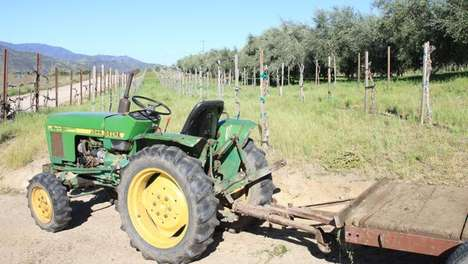 Sustainable Oil-Guzzling Tractors