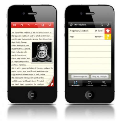 Noteworthy Writer Apps