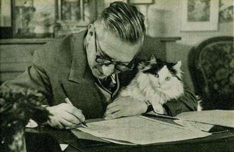 Literary Feline Blogs