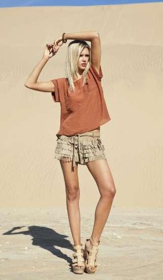 Exotic Summer Fashion